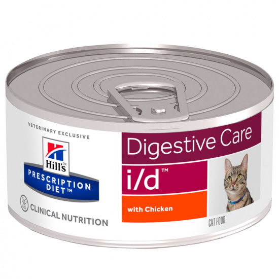 Hill's PD Feline i/d (консервы)