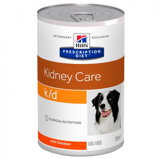 Hills Wet Prescription Diet Canine k/d