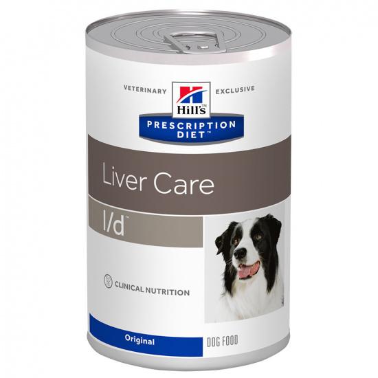 Hills Wet Prescription Diet Canine l/d
