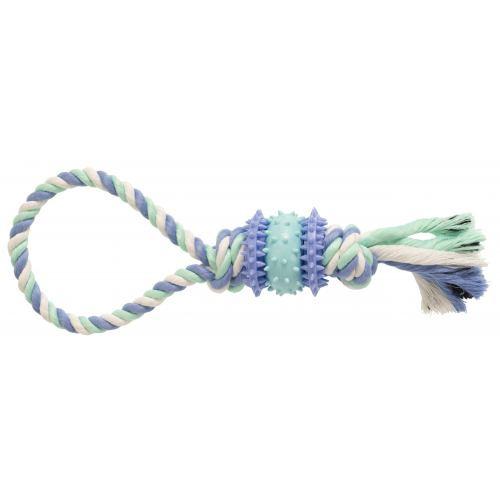 GimDog Дент Плюс мотузка з термопластичною гумою, 30 см