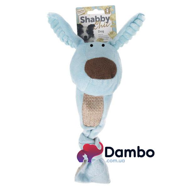 Игрушка для собак Karlie-Flamingo Собака с мячом купить ...