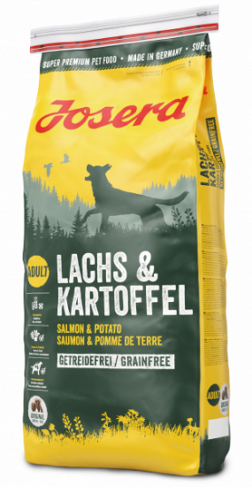 Josera Lachs and Kartoffel (Salmon and Potato)