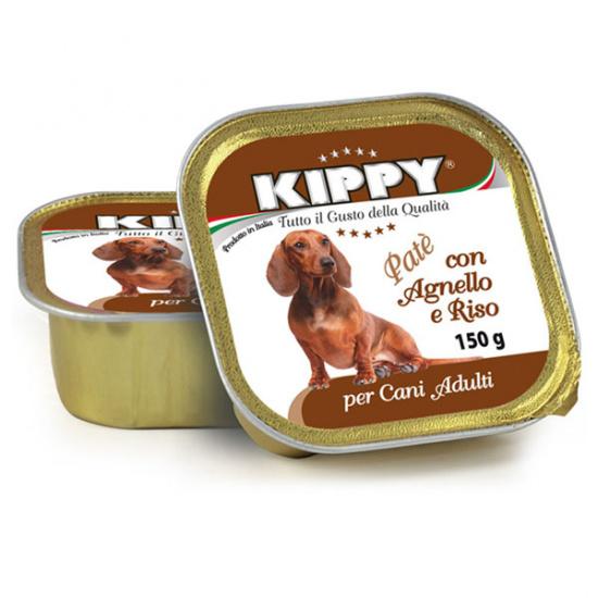 Kippy Паштет для собак, ягненок и рис