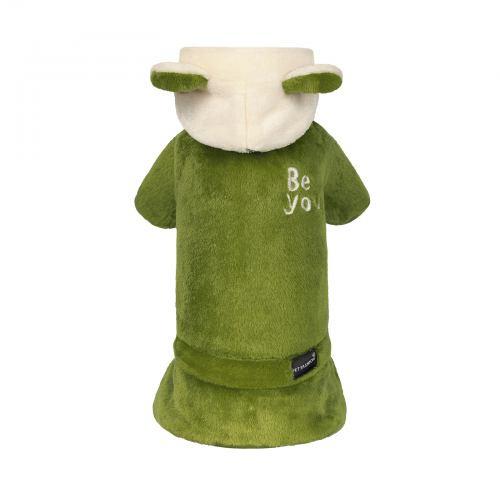 Костюм Pet Fashion ALF оливка