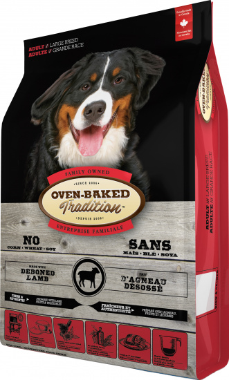 Oven-Baked Tradition Adult Large breeds Lamb