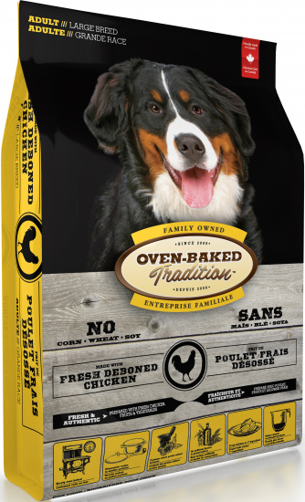 Oven-Baked Tradition Adult Large breeds Chicken