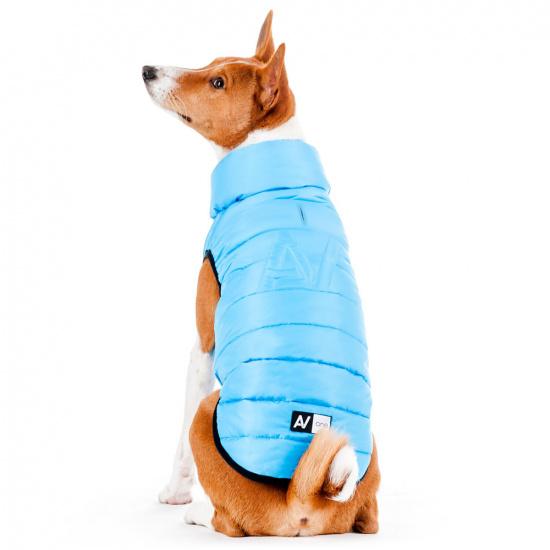 Курточка для собак Collar Airy Vest One Голубая