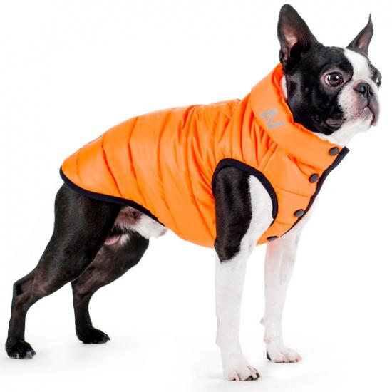 Курточка для собак Collar Airy Vest One Помаранчева