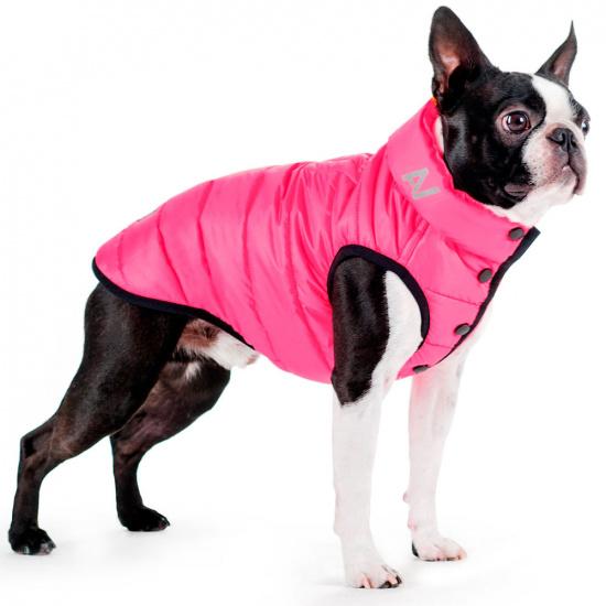 Курточка для собак Collar Airy Vest One Рожева