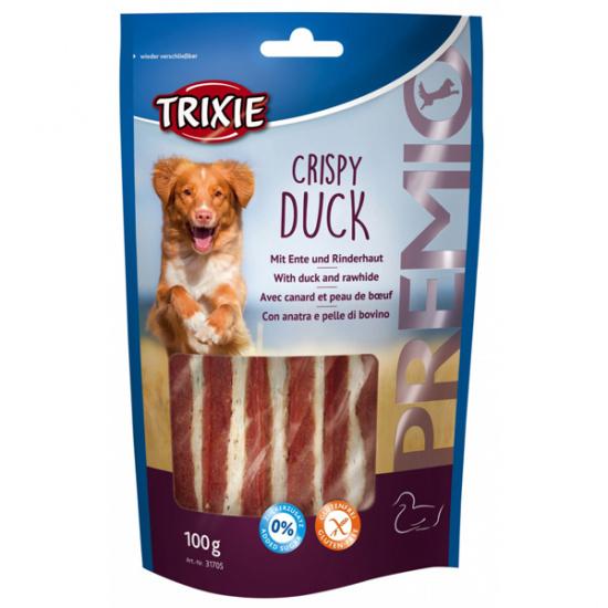 Лакомства для собак Trixie Premio Crispy Duck