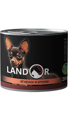 Landor Small Breed Lamb&Rabbit