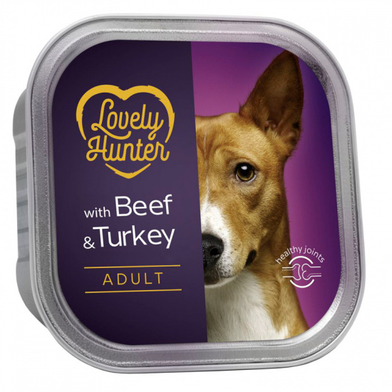 Lovely Hunter Adult Beef and Turkey