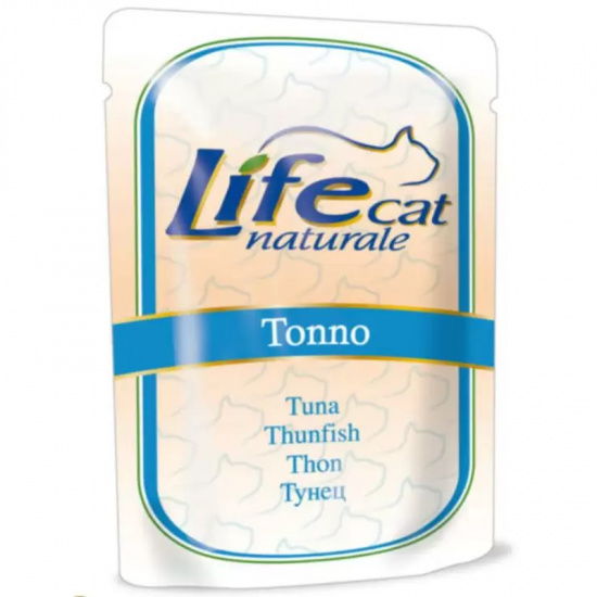 Life Cat Natural Tuna Pouch
