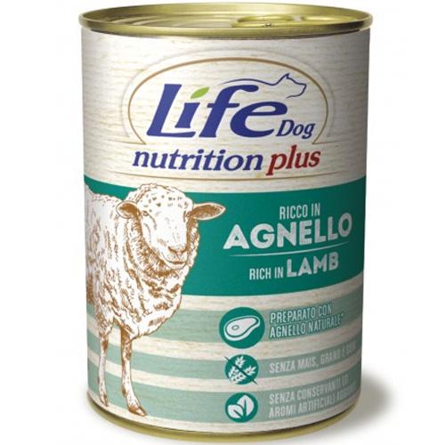 LifeDog Nutrition Plus Lamb