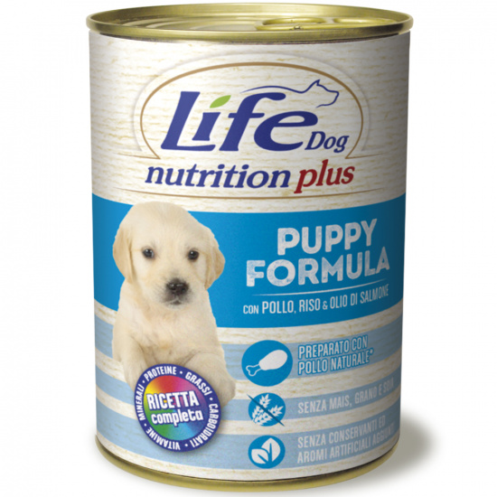 LifeDog Nutrition Plus Puppy