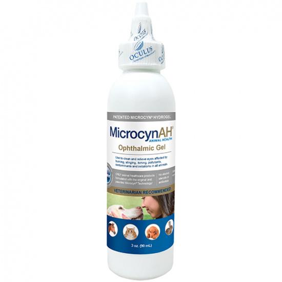 Microcyn Ophthalmic Gel