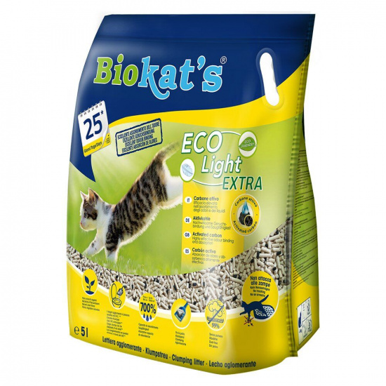 Biokat's Eco Light Extra (тофу)