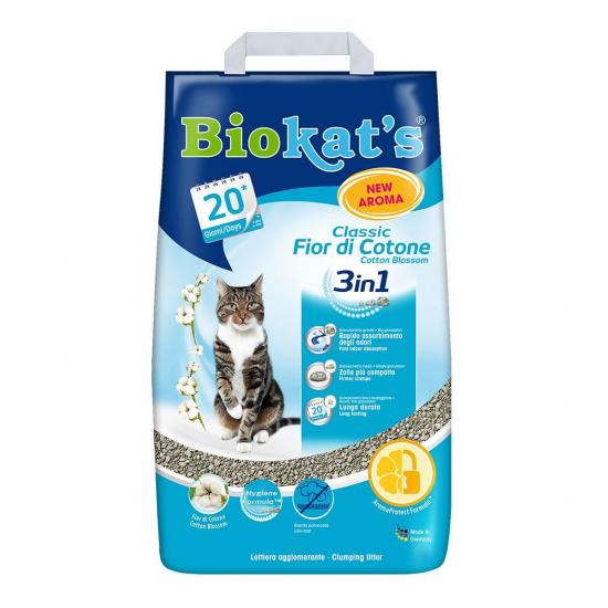 Biokats Classic Fresh 3in1 Cotton Blossom