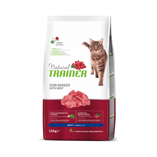 Natural Trainer Adult Beef