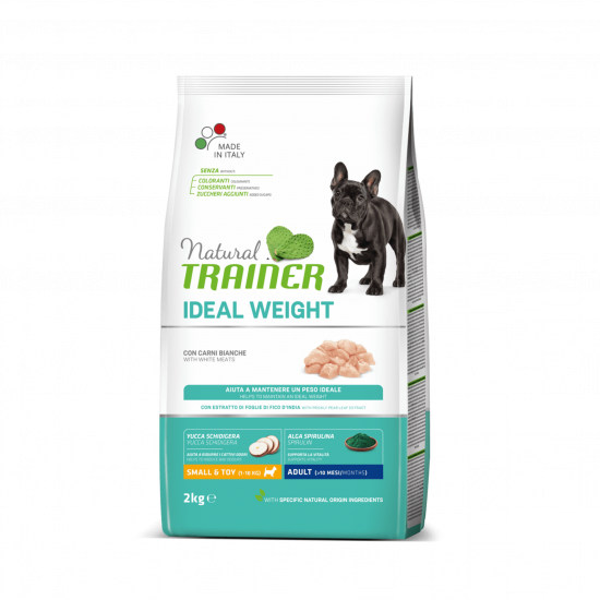 Trainer Natural Weight Care Adult Small & Toy