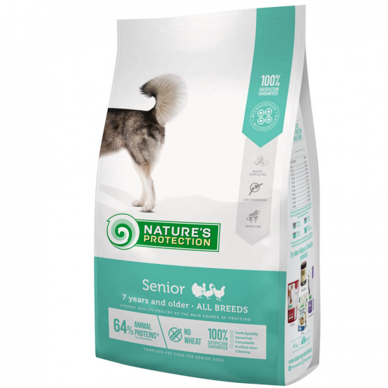 Natures Protection Senior All breeds