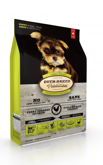 Oven-Baked Tradition Puppy small breeds Chicken