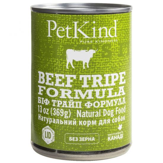 PetKind Beef Tripe Formula