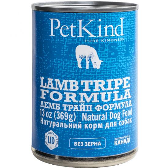 PetKind Lamb Tripe Formula