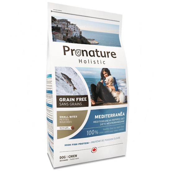 Pronature Holistic Mediterranea Small Bites