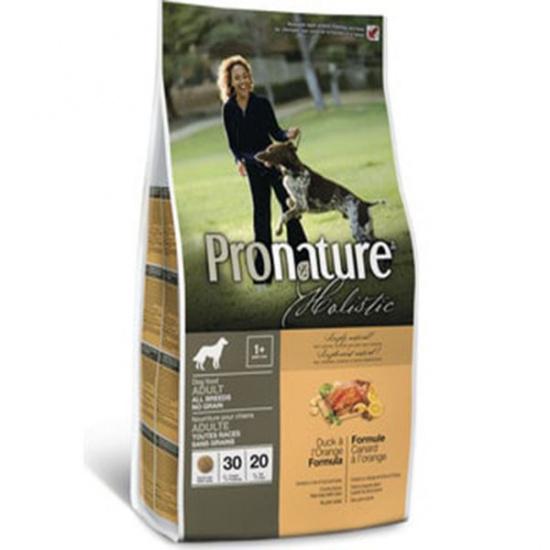 Pronature Holistic Dog Duck & Orange