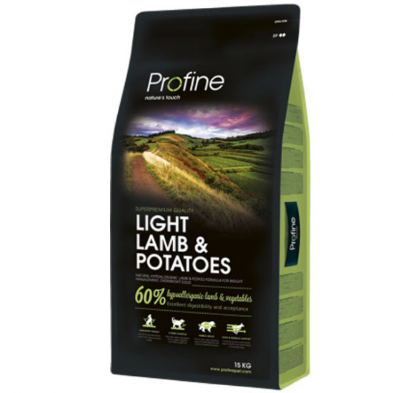 Profine Adult Light Lamb & Potatoes
