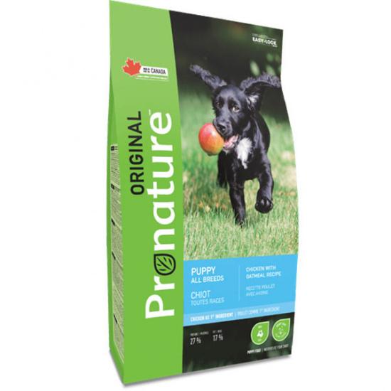 Pronature Original Puppy Chicken Oatmeal