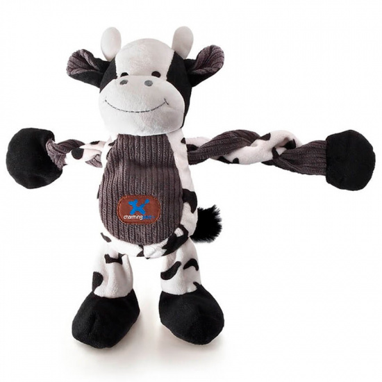 Petstages Pulleezz Cow