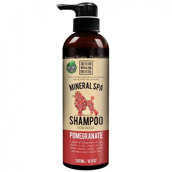 Reliq Mineral Spa Pomegranate Shampoo