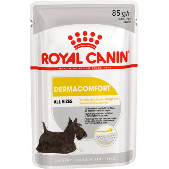 Royal Canin Dermacomfort Loaf (паштет)