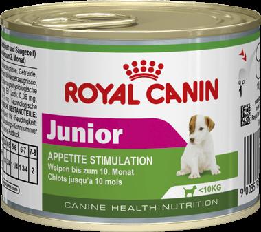 Royal Canin Junior Wet