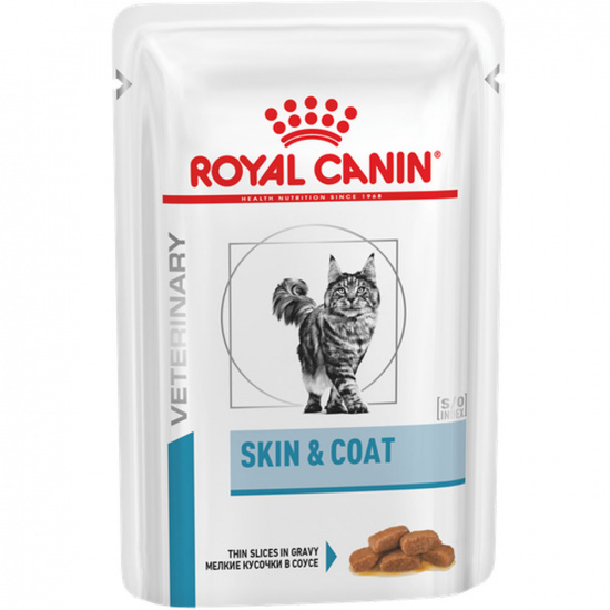 Royal Canin Skin and Coat Cat Pouches