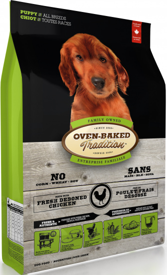Oven-Baked Tradition Puppy All breeds Chicken