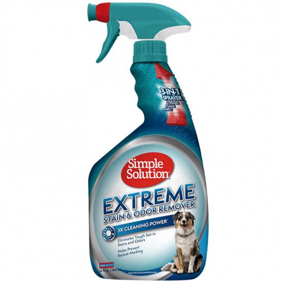 Simple Solution Extreme Stain & Odor Remover - суперсильний нейтралізатор плям і запахів