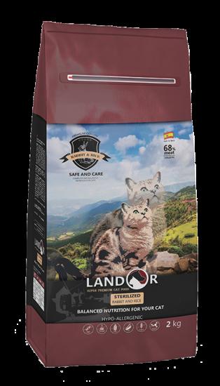 Landor Sterilized & Light Rabbit & Rice