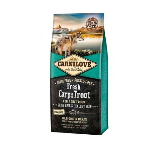 Carnilove Fresh Carp & Trout для собак