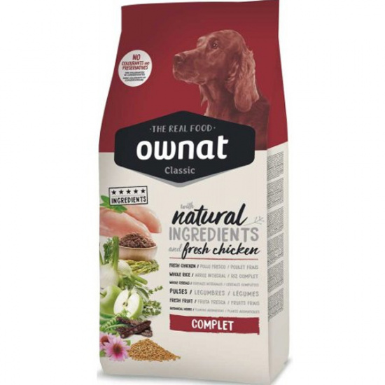 Ownat Classic Dog Complete Chicken
