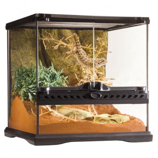 Тераріум Exo Terra скляний «Natural Terrarium» 30х30х30 см