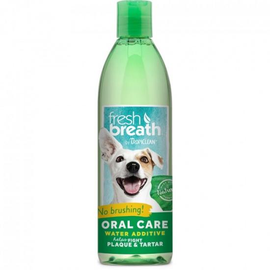 TropiClean Fresh Breath Water Additive Original