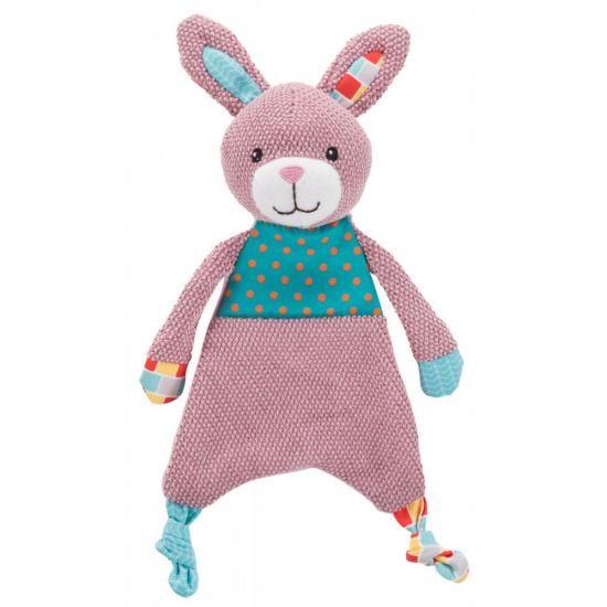 Trixie Junior Bunny Кролик шуршащий с пищалкой