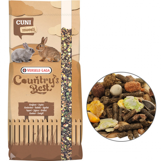 Versele-Laga Country`s Best Cuni Fit Muesli