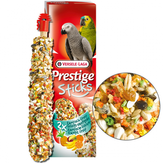 Versele-Laga Prestige Sticks Parrots Exotic