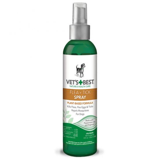 Vet's Best Natural Flea & Tick Spray