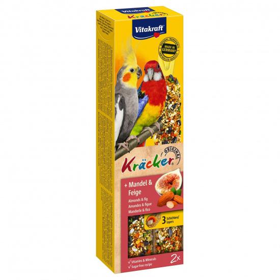 Vitakraft Kracker Original + Almonds & Fig