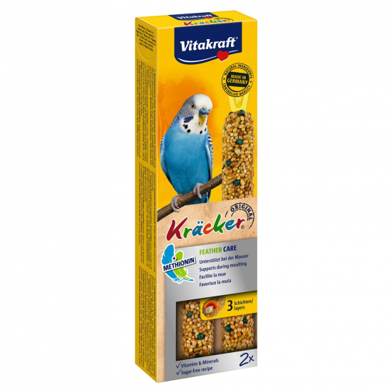 Vitakraft Kracker Original Feather Care